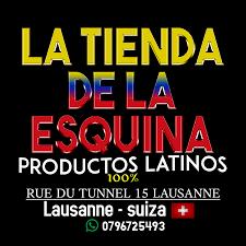 Tienda latina